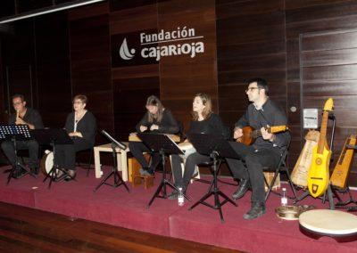 Cantando a la edad media - Logroño